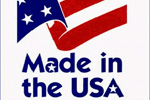 Proudly Made in The United States of America
